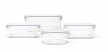 Glasslock 8piece set