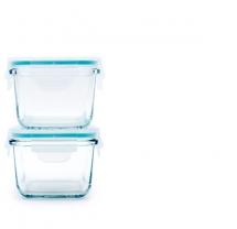 Glasslock Baby 210Ml 7Oz Square