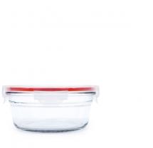 Glasslock Oven Safe 850Ml 28 7Oz Round