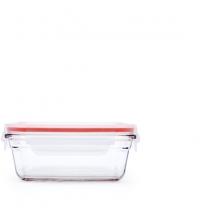 Glasslock Oven Safe 485Ml 16 4Oz Square