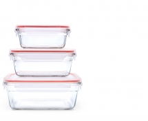 Glasslock Oven Safe 6Piece Set